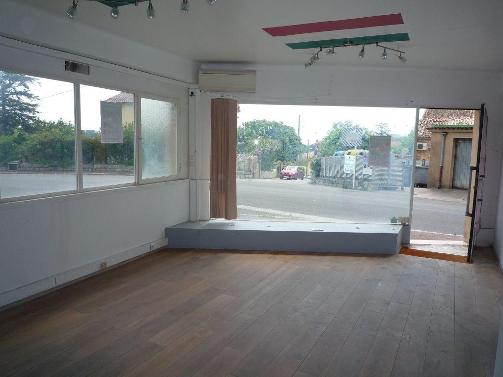 Location Immobilier Professionnel Murs commerciaux peymeinade (06530)